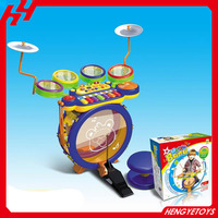 multi-function electric drum set kid toy funny piano child toy