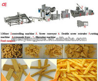 Good Quality Salad/rice Crust Food Machinery/puffed Snack Food Machine