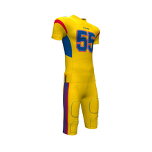American football jersey flag football uniform in <strong>sports</strong> <strong>wear</strong>