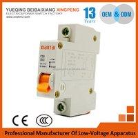 13 years` CCC CE certified professional chinese manufacturer,product circuit breaker 1P 50 220v 415v 6ka,MCB,low price