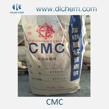 Competitive price high quality various type Carboxy Methyl Cellulose (CMC)