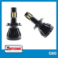 Hot Selling 96w 9600L Auto led Car Light H4 Car Led Head Light