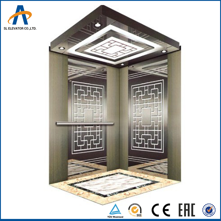 Shuangling Brand Machine Roomless Passenger Elevator Low price in India