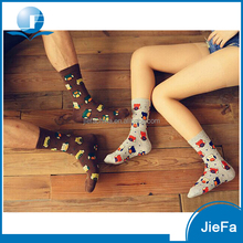 Fashion boys and girls funky knitting 3d animals loom knitting competitive anklet socks