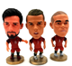 2018 World Cup plastic mini football player figures