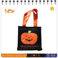 Cheap durable halloween gift bag for halloween party