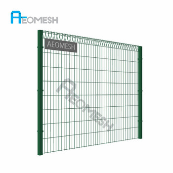 Professional Factory Made corrugated metal fence