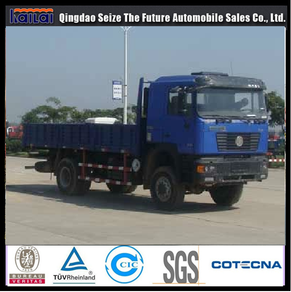 SHACMAN Delong F2000 lorry truck for coal transportation