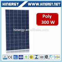 Multifunctional high quality australian standard solar panel 300Wp for wholesales