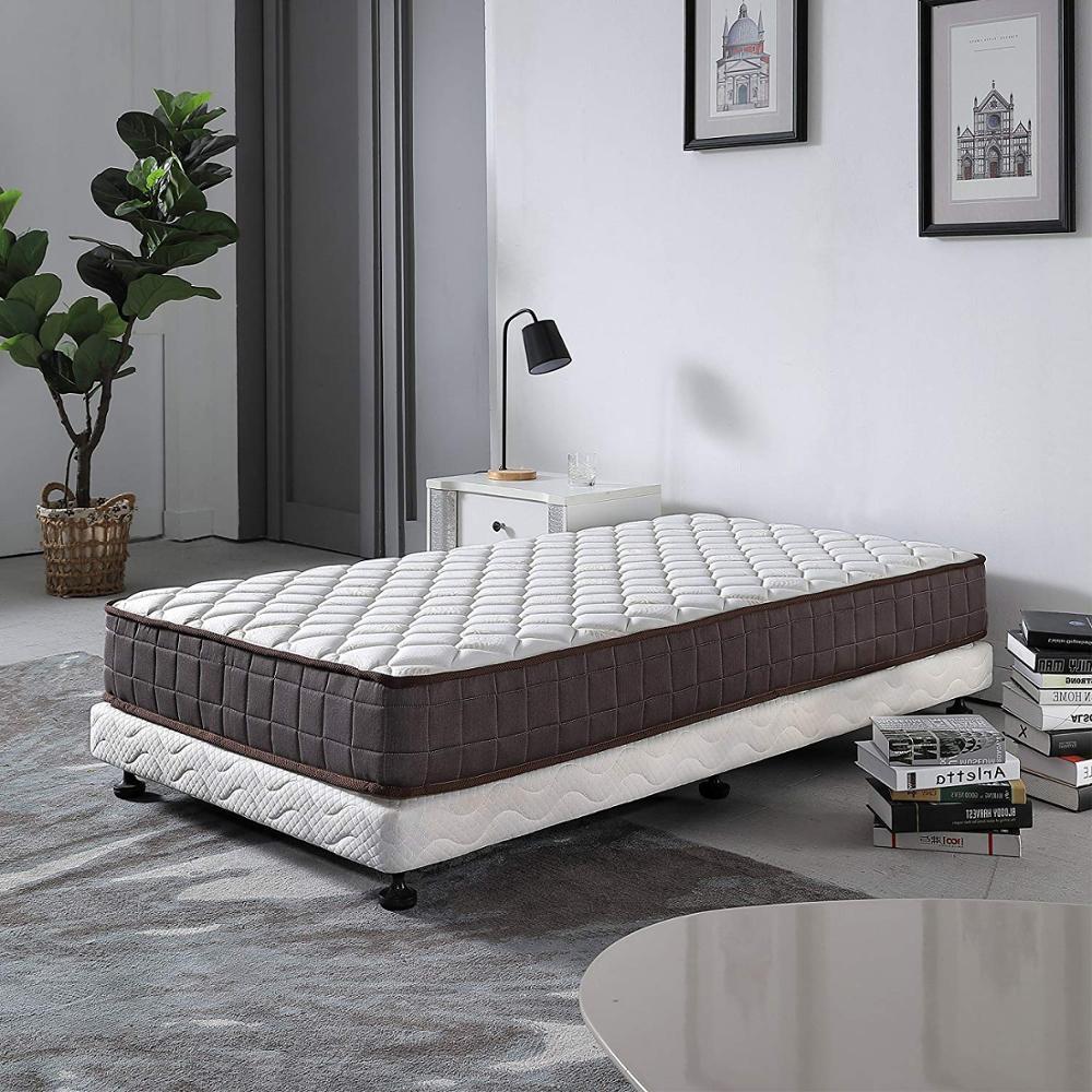 12 Inch Full Size Sleep Euro Gel Memory Foam, Individually Pocket Spring Hybrid Mattress - Jozy Mattress | Jozy.net