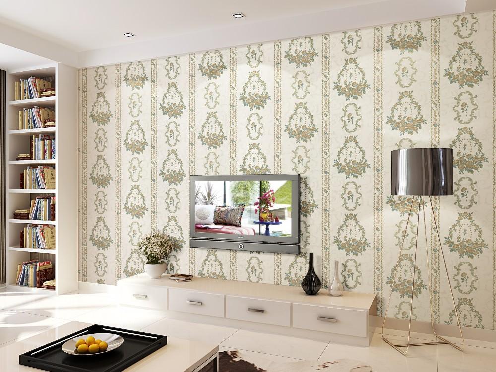 Popular classic home wallpaper decor buy wallpaper decor for Classic house wallpaper