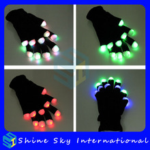 Best gifts to kids funny christmas toys,new toys for christmas 2015 April Fools' Day glow in the dark gloves