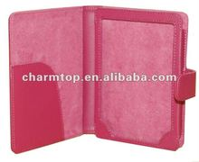 New Coming Leather Case for Amazon Kindle Touch