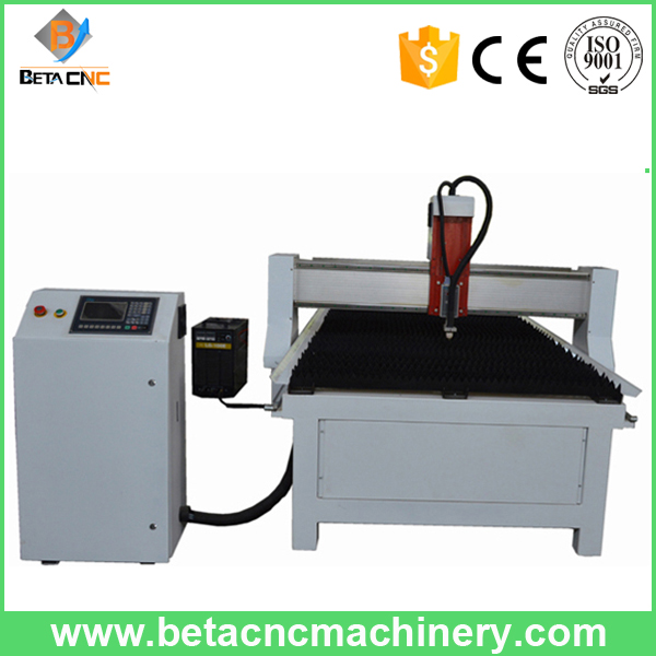 Low cost cutting soft metal plasma cutting router cnc machines, plasma cutter for steel sheet making machine for sale