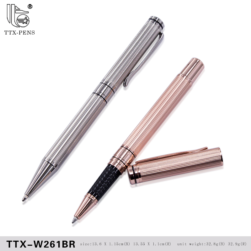 Luxury heavy metal ball pens fancy signature business gifts pen cheap
