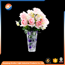 most competitive price glass vase for different types glass vase supply