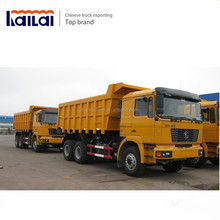 shacman 6*4 25-35 ton chinese tipper truck