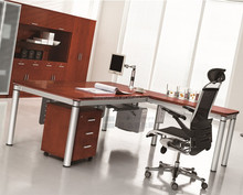 2017 Philippines Market L Shape Supervisor Executive Office Desk