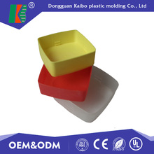 Best selling plastic injection dustbin moulding