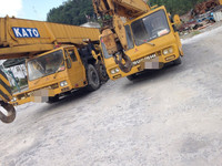 New arrival Nice truck crane kato nk400e Original japan machine cheaper than any agent we are owner of the crane nk400e