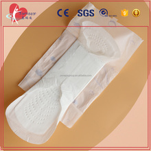 Super absorption sex products sanitary napkin/ Ladies Menstrual Pads/China factory function sanitary pad for