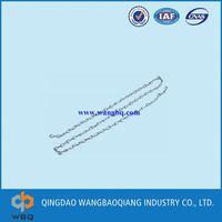 British Standard Stainless Steel Short Link Chain 3/16