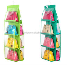 Foldable Non Woven Fabric Storage Bag Handbags Storage