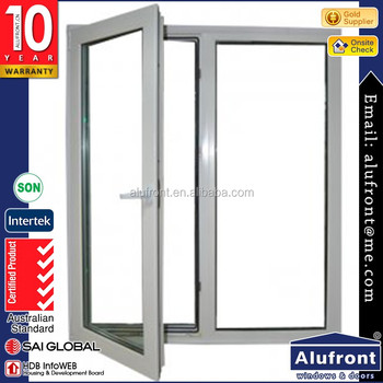 Latest UPVC windows casement window design