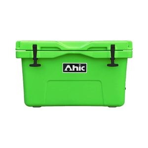 Promotional Wholesale Cooling Bag 28L Plastic Camping Cooler Box