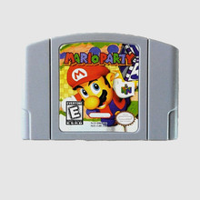 classic game n64 mario party 123