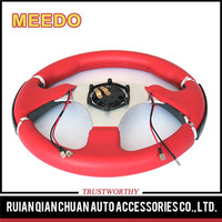 Factory directly wholesale car parts steering wheel for racing kart