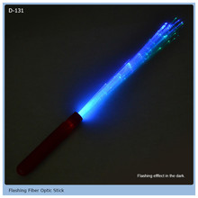 flashing multicolor foam light stick with logo