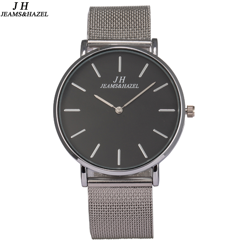 JEAMS&HAZEL luxury business <strong>men</strong> stainless steel back water resistant rose gold watch for <strong>man</strong>