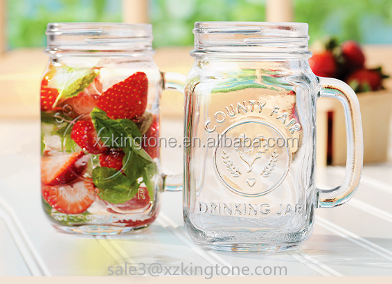 Ball heritage collection pint jars mugs with lids and straw