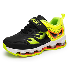 Wholesale Children Funny Kids Bounce Running Sport Shoes