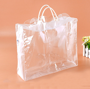 Wholesale Clear PVC Pillow/Quilt Bags,Bags For Bedding Packaging