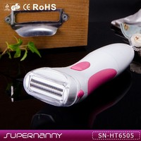 Battery Operated Lady Trimmer(SN-HT6505)