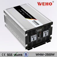 Discount high quality 220v 24v 3000w on grid inverter