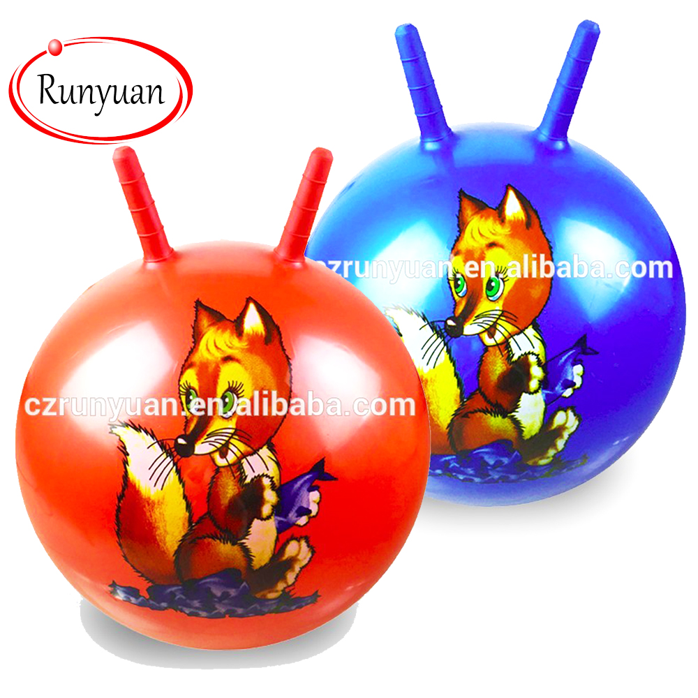 RUNYUAN Hopper Ball,Jumping(Hopping,Bounce) Hippity Hop Ball For Kids