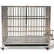 Heat Resistant Professional Stainless Steel Pet Transport Cage Dog Cage