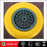 pneumatic rubber wheel for wheelbarrow 4.00-8 wheelchair wheel