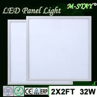 ce&rohs approval build led ceiling panel lighting decorative luxury ceiling panel light