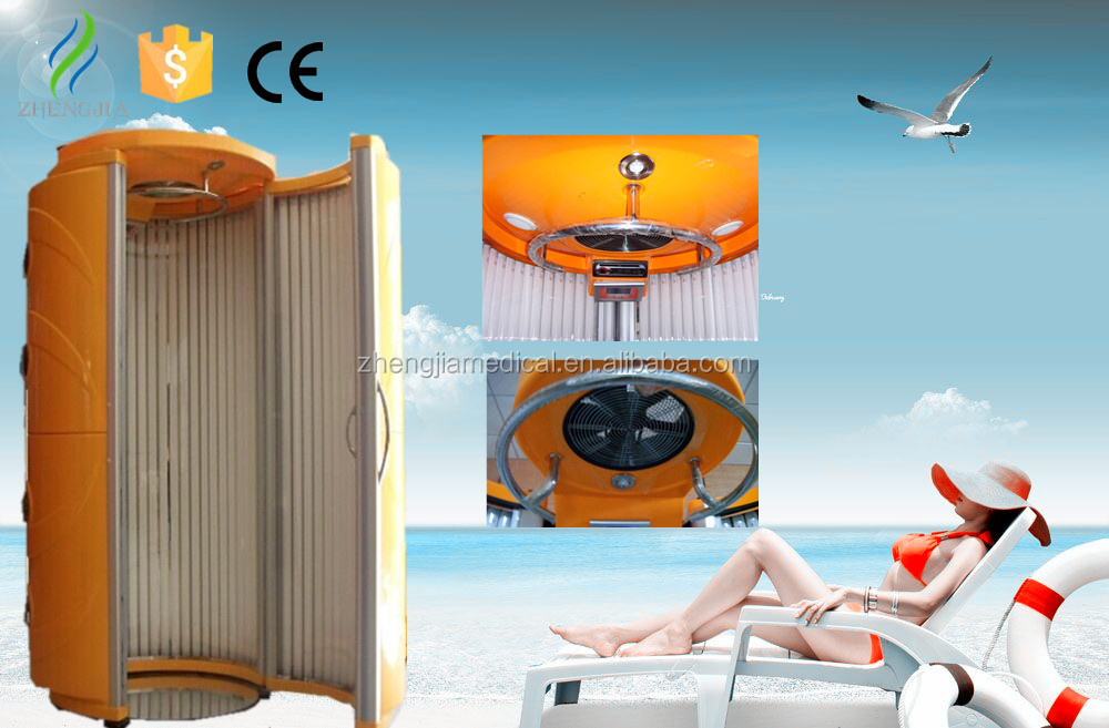 tanning machine/tanning shower equipment/Sun shower Sunbath body tanning machine