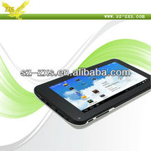 "2014 ZXS -VIA8880 7""Ultrathin Dual Core Dual Camera 1.5GHZ 3D Game Android Tablet MID with HDMI"