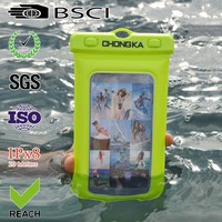 Wholesale promotion waterproof case for iphone 5s with string