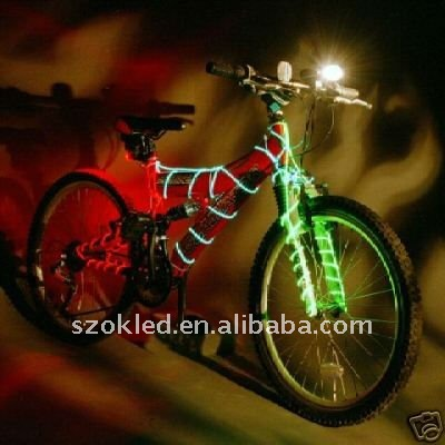 EL Flash Bike kit/EL Flash Bicycle Light/Bicycle Lamp