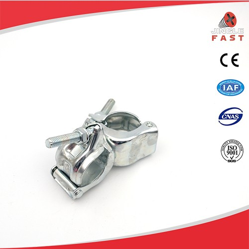 Factory Supply Wholesale Price forged scaffolding clamp swivel coupler