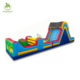 High quality popular water slide inflatable bouncer slide
