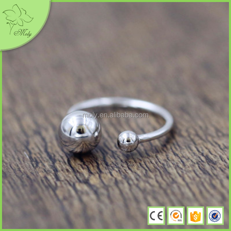 Adjustable Index Finger Ring Designs for Girls