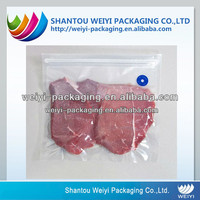 Customized vacuum bags high temperature seal